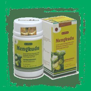 herbal kapsul ekstrak buah mengkudu
