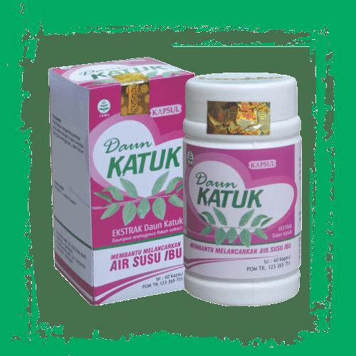 herbal kapsul ekstrak daun katuk