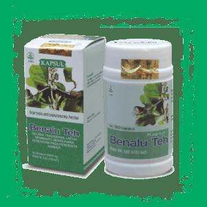 herbral kapsul ekstrak benalu teh